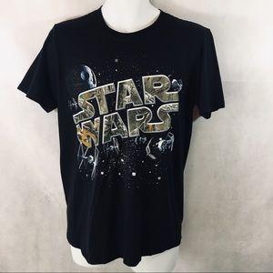 Star Wars Iconic Chase Realtree Camouflage T-Shirt